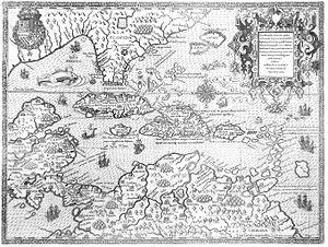 Caribbean art - Caribbean - T. de Bry - 1594