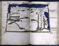 Third map of Africa (eastern Libya and Egypt), in full gold border (NYPL b12455533-427037).tif