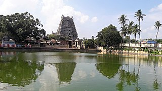 Saranathan temple temple in India
