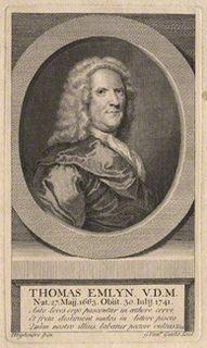 Thomas Emlyn English minister