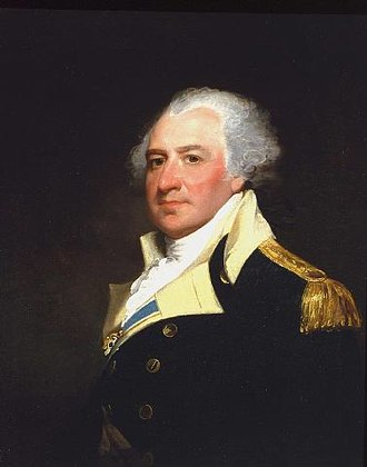 Quartermaster General of the United States Army - Image: Thomas Mifflin