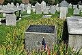 Thomas Proctor Gravestone at Old St Paul's Church Graveyard 225 S 3rd St Philadelphia PA (DSC 4248).jpg