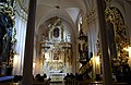 Thomas the Apostle Church (inside), 12 Szpitalna street, Old Town,Krakow,Poland.jpg