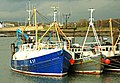 Three trawlers at Ardglass - geograph.org.uk - 1037861.jpg