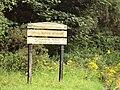 Thurstaston Common sign.JPG