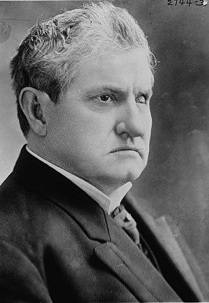 Benjamin Tillman - Tillman around 1910