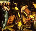Tintoretto - Raising of Lazarus 1573.jpg