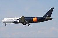 G-POWD - B763 - Titan Airways