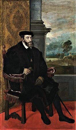 Keizer Karel V Wikipedia