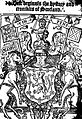 Title page of John Bellenden Croniklis (1540).jpg