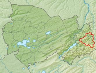 Toguchinsky District - Image: Toguchinsky District (red border)
