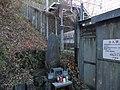 Tokaido Shinkansen Tenjinyama tunnel excavation victim memorial monument.jpg