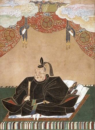 Tokugawa Ieyasu - Tokugawa Ieyasu as shōgun