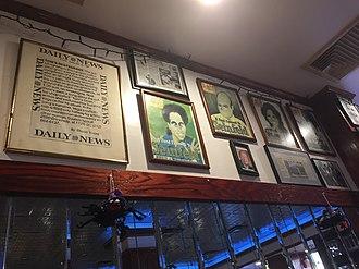 Tom's Restaurant - Tom's Restaurant interior
