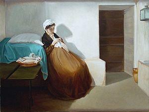 Luisa Sanfelice - Luisa Sanfelice painted by Giovacchino Toma.