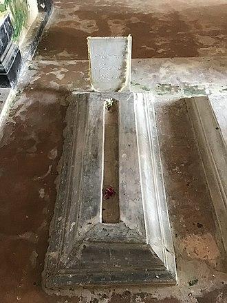 Siraj ud-Daulah - Tomb of Siraj ud-Daulah
