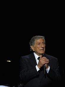Tony Bennett & Lady GaGa, Cheek to Cheek Tour 05.jpg