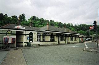 Torre railway station