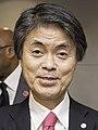 Toshihiko Ohta Toyota City Mayor 2017 November.jpg