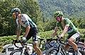 Tour de France 2019, Macus Burghardt and Peter Sagan (48416906011).jpg
