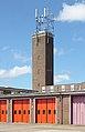 Tower of Bromborough Community Fire Station.jpg
