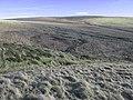 Track-ways meet on mountainside - geograph.org.uk - 1172829.jpg