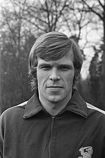 Theo de Jong Dutch footballer and manager
