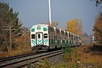 Trainspotting GO train -921 banked by MPI MP40PH-3C -613 (8123470152).jpg