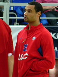 Trajan Langdon at all-star PBL game 2011 (1).JPG