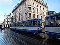 Tram 156 - Kraków (rear).jpg