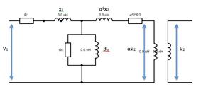 Admittance - Image: Transformer Model