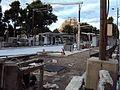 Travaux T3b - station Colette Besson - Juillet 2012.jpg
