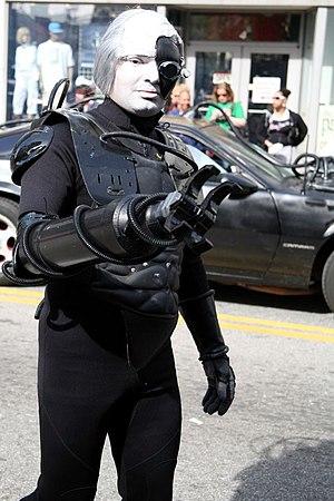 Trekkie as a Borg
