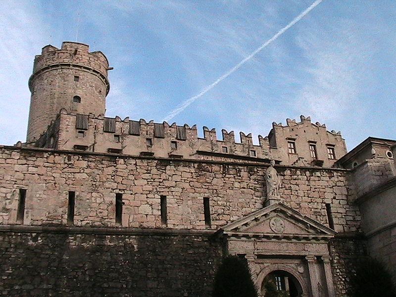 Castelos na Itália