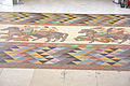 Triennale milano Cavalcata di Amazzoni, mosaico pavimentale Di Leonor Fini e Achille Funi.jpeg