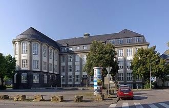 Trier University of Applied Sciences - City Campus Paulusplatz, Trier