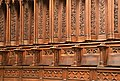 Trinity Church in Cracow - choir stalls.JPG