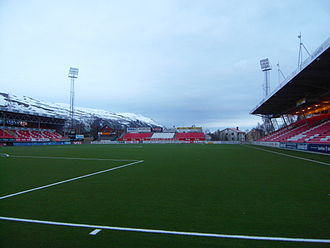 Alfheim Stadion - Tromso's Artificial Pitch