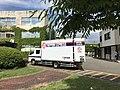 Truck of Nippon Express 20170704.jpg