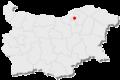 Tsar Kaloyan location in Bulgaria.png