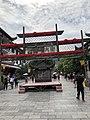 Tujia girls' town 03.jpg