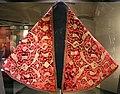 Turchia o italia, piviale in velluto con motivi a racemi, 1510 ca. 01.jpg