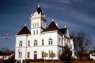 Twiggs County, Georgia - Image: Twiggs County Georgia Courthouse