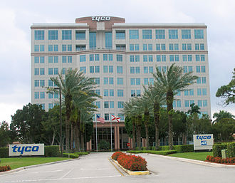 Tyco International - Image: Tycofireandsecurityb ocaraton