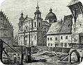 Tygodnik Ilustrowany, Kraków, kościół św. Anny.jpg