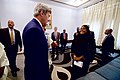 U.S. Secretary of State Kerry Meets U.S. Exchange Program Alumnae Maryam Abdullah Prior To Delivering a Speech in Sokoto, Nigeria (29098778101).jpg