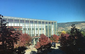 University of British Columbia (Okanagan Campus) - University Centre