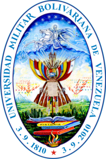 National Experimental University of Venezuela , which operates under the military education of the nation, and is affiliated to the Ministry of Defense from Venezuela