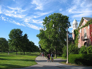 University of Maine - Stevens Hall