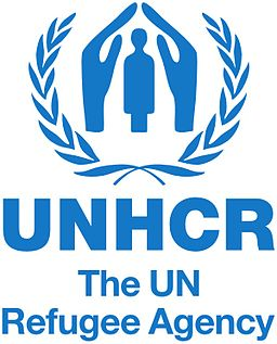 UN refugee